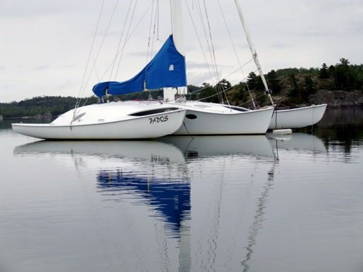 1995 Newick Creative Trimaran Boat for Sale | 52 foot 1995