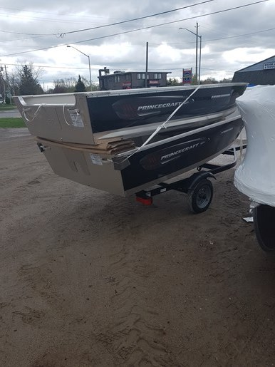 2018 PRINCECRAFT FISHERMAN for sale