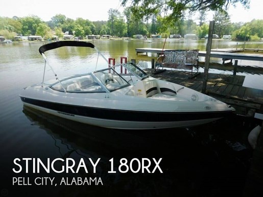 2014 Stingray 180RX Photo 1 of 20