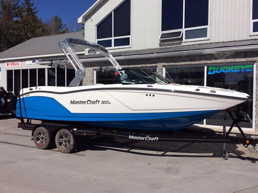 2018 MasterCraft Mastercraft NXT22 Photo 1 of 10