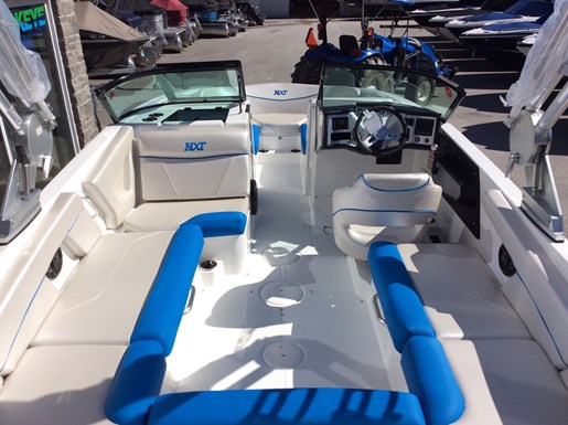 2018 MasterCraft Mastercraft NXT22 Photo 4 of 10