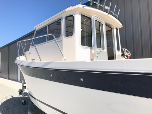 2018 Osprey Pilothouse 24 Fisherman Photo 13 of 86