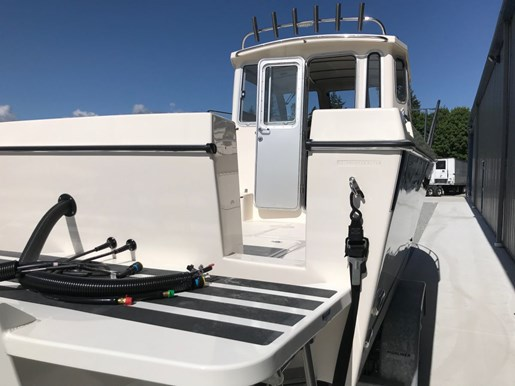 2018 Osprey Pilothouse 24 Fisherman Photo 15 of 86