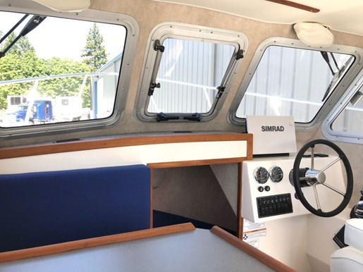 2018 Osprey Pilothouse 24 Fisherman Photo 35 of 86