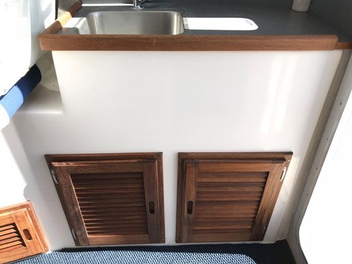 2018 Osprey Pilothouse 24 Fisherman Photo 38 of 86