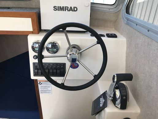 2018 Osprey Pilothouse 24 Fisherman Photo 43 of 86