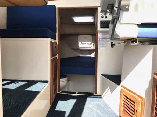 2018 Osprey Pilothouse 24 Fisherman Photo 47 of 86