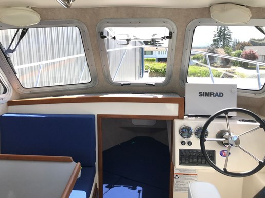 2018 Osprey Pilothouse 24 Fisherman Photo 80 of 86