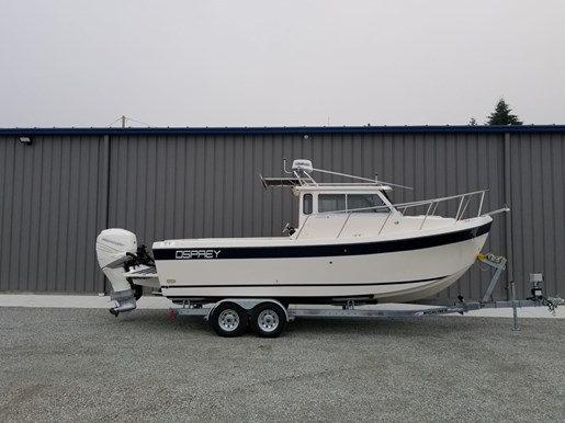 2018 Osprey Pilothouse 24 Fisherman Photo 2 of 90