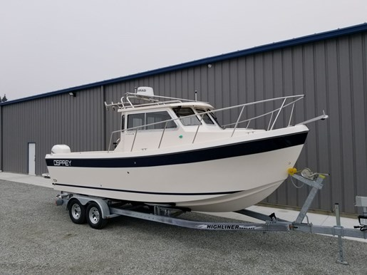 2018 Osprey Pilothouse 24 Fisherman Photo 7 of 90