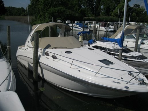 2005 Sea Ray 320 SUNDANCER Photo 1 of 22