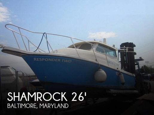 2006 Shamrock 260 Mariner Photo 1 of 20