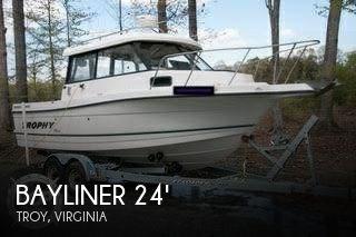 2002 Bayliner Photo 1 of 20