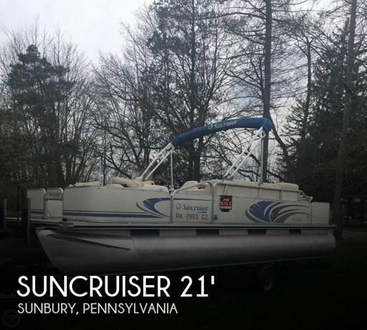 2006 Suncruiser Bimini 214 Photo 1 of 20