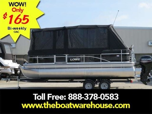 Lowe SS210 Mercury 150HP Trailer Full Enclosure Tri-    2018 New Boat for  Sale in Kingston, Ontario - BoatDealers ca