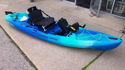 Ocean Kayak Malibu PDL 2018 New Boat for Sale in Hagersville, Ontario -  BoatDealers ca