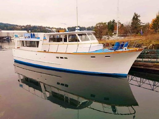 stephens pilothouse cruiser 1968 used boat for sale in southern