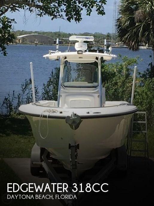 Edgewater 318CC 2008 Used Boat for Sale in Daytona Beach, Florida -  BoatDealers ca