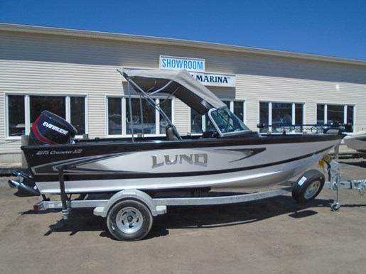 2018 Lund 1875 Crossover XS For Sale - LF726 Photo 1 of 11