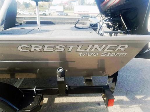 2017 Crestliner 1700 Storm Photo 3 of 14