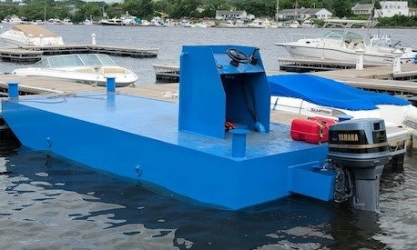 Work Barge Steel 2018 Used Boat for Sale in Albany, New York -  BoatDealers ca