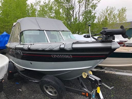 Lund 1850 Tyee 2007 Used Boat for Sale in Huntsville, Ontario -  BoatDealers ca