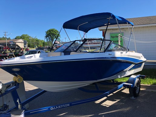 Glastron Gt 180 Xl 115hp With Trailer 2018 New Boat For