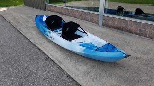 Ocean Kayak Malibu Two XL Tandem 2018 New Boat for Sale in Hagersville,  Ontario - BoatDealers ca