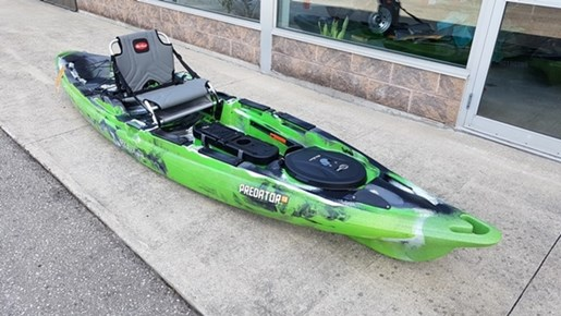 Old Town Kayak Predator 13 Fishing Kayak 2018 New Boat for Sale in  Hagersville, Ontario - BoatDealers ca