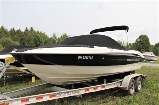 Bayliner 185 BR 2012 Used Boat for Sale in Lakefield, Ontario -  BoatDealers ca