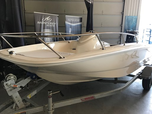 2018 Boston Whaler 150 Super Sport Photo 3 sur 4