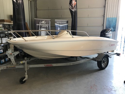 2018 Boston Whaler 150 Super Sport Photo 1 sur 4