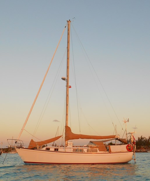 Northern Illinois Marine Dealer: Cabot Cabot 36 1976 Used Boat For Sale In Point Edward
