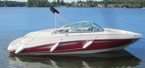 2009 Sea Ray 210 BR Select for sale
