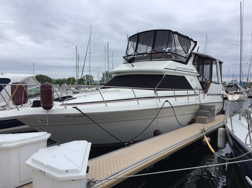 For Sale: 1988 Sea Ray 380 Aft Cabin 38ft<br/>North South Nautical Group Inc.