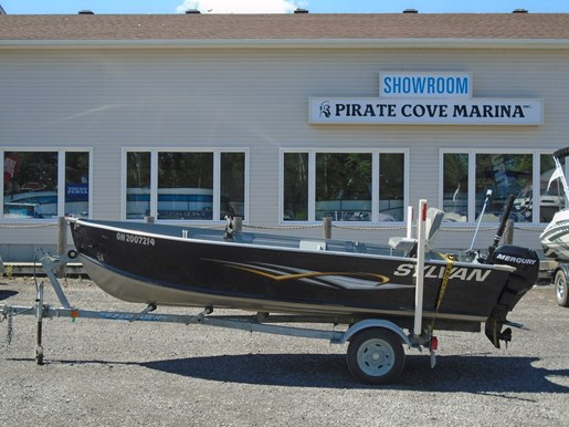 For Sale: 2010 Sylvan 14 Sea Snapper 14ft<br/>Pirate Cove Marina