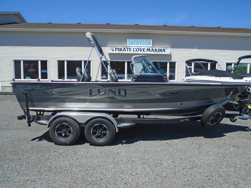 For Sale: 2018 Lund 2025 Impact Xs For Sale - Lf737 23ft<br/>Pirate Cove Marina