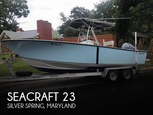 1987 SeaCraft 23 Photo 1 of 20