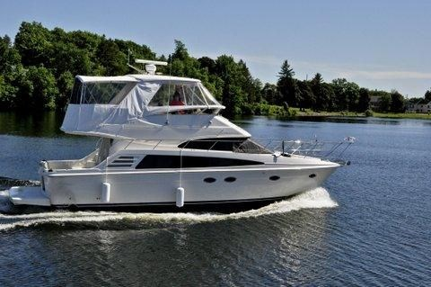 2007 CARVER 42 SUPER SPORT for sale