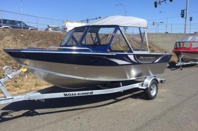 Duckworth 18 Navigator Sport 2019 New Boat for Sale in Courtenay