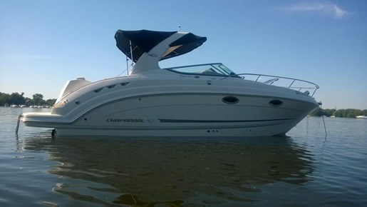 2007 Chaparral 250/270 Signature MC for sale