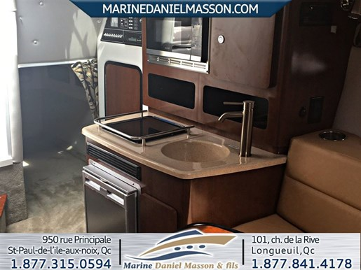 2017 Crownline 264 CR Photo 8 of 16