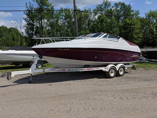 1992 Crownline 210 CCR Photo 1 of 26
