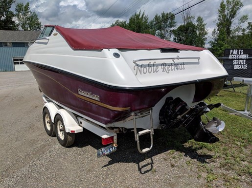 1992 Crownline 210 CCR Photo 3 of 26