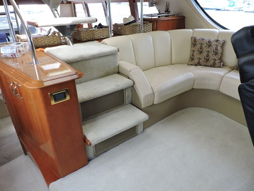 2003 Carver 570 Voyager Photo 42 of 116