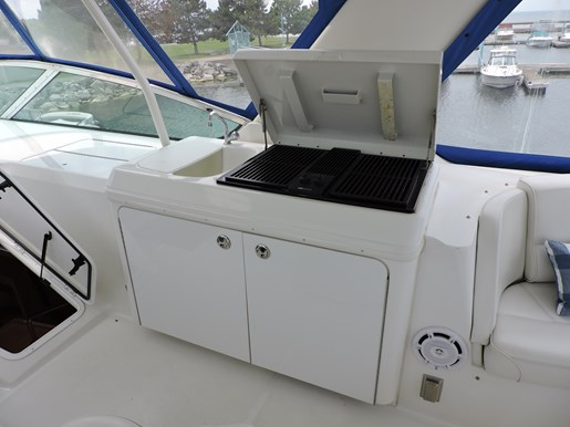 2003 Carver 570 Voyager Photo 55 of 116