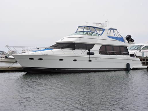 2003 Carver 570 Voyager Photo 4 of 116
