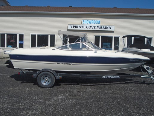 For Sale: 2012 Stingray 195ls For Sale - Brokerage 19ft<br/>Pirate Cove Marina