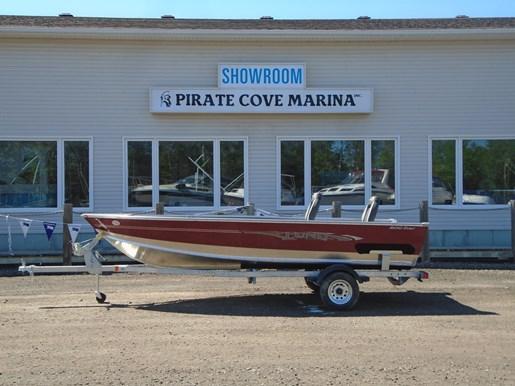 For Sale: 2017 Lund 1600 Rebel Tiller For Sale - Us556 16ft<br/>Pirate Cove Marina