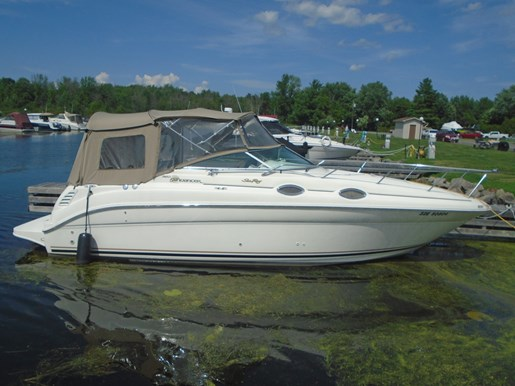 For Sale: 2000 Sea Ray 260 Sundancer For Sale - Brokerage 26ft<br/>Pirate Cove Marina